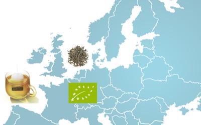 Conférence sur les marchés biologiques européens à l'expo China Anji Bai Cha White Tea